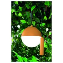 Draagbare B-Go Buitenlamp 2700K 100LM IP44 Orange