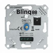 LED Dimmer Universeel 3-175W