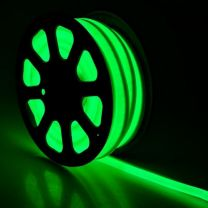 LED Strip IP68-24V 5 Meter NEON GROEN 14MM