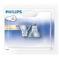 Philips Brilliantline Dichroic 35W GU4 12V MR11 30D BLS2