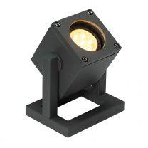 CUBIX I grondspot Antraciet GU10 ESL max. 25W