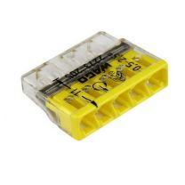 Wago 5V Lasklem Mini 5XZ0.5-2.5