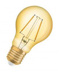 Osram Vintage 1906 LED Classic A60 2,5W 824 220lm E27 300D CL