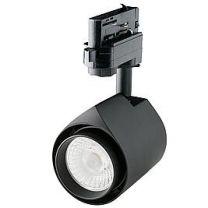 LED ColourDrop spot zwart 22W 36gr Camita 3.000K CRI>90 BBBL