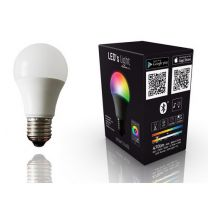 Colour Change Slimme Led Lamp RGB 6W 2700-3200K E27