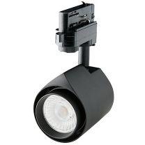 LED ColourDrop spot zwart 15W 36gr Camita 4.000K CRI>90