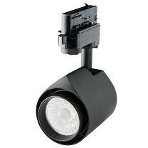 LED ColourDrop spot zwart 22W 36gr Camita 4.000K CRI>90