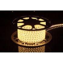 LED Strip IP65-220V 50 Meter ROL 5050/60 15MM 3000K