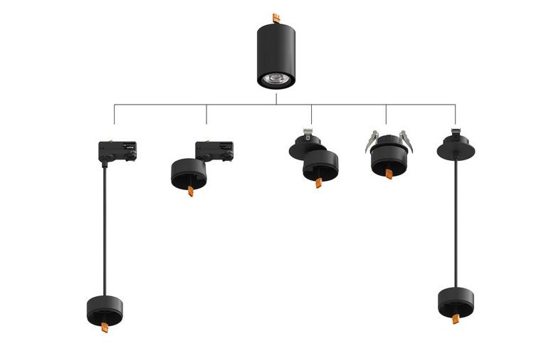 Volledige Chameleon LED Verlichting serie voorbeeld 1